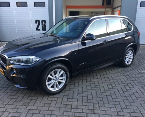 BMW X5 Carbon Black