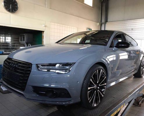 Audi A7 V6 TDI Nardo Grey