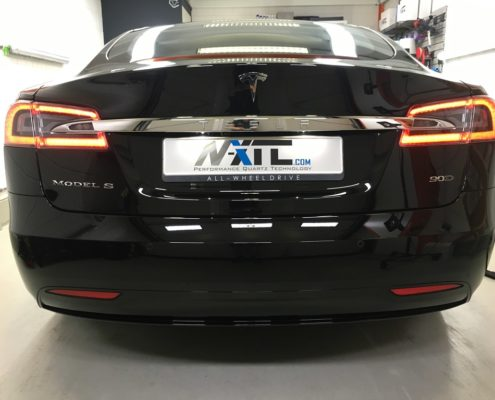 Tesla Model S 90D Car Guys N-XTC