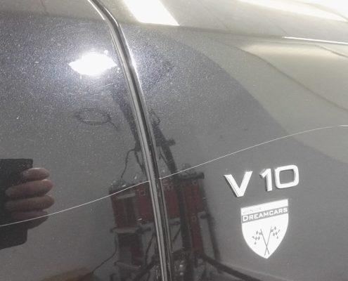 Audi S8 V10