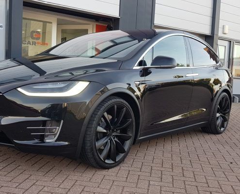 TESLA MODEL X Car Guys