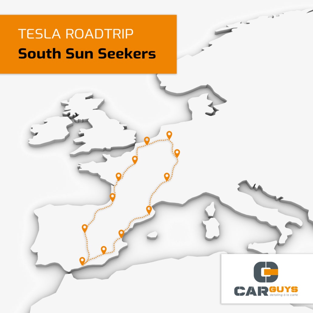 Tesla-south-seekers-sun-trip