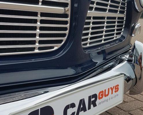 Auto polijsten Volvo