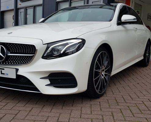 Mercedes Benz resultaat