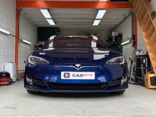 Car Guys Tesla