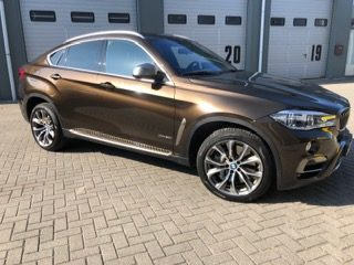 BMW X6 5.0 V8 XDRIVE