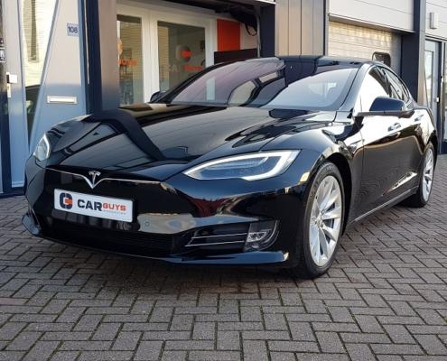 Elektrische auto's 2019