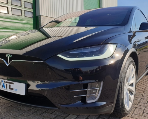 Tesla lakbescherming