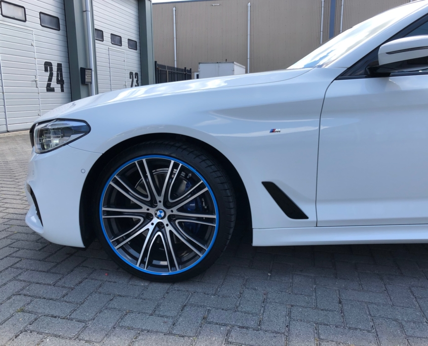 AlloyGator Car Guys blauw